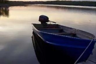 Bass Lake Boat Rental Fishing Boat