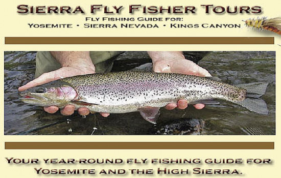 Yosemite Rivers Fly Shop Logo