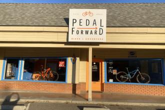 Pedal Forward Bikes & Adventure